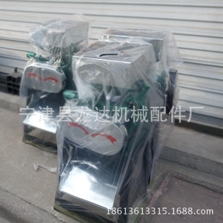 专供四川小型家用挤扁机 优质双辊豆扁机 高效熟花生米压碎机
