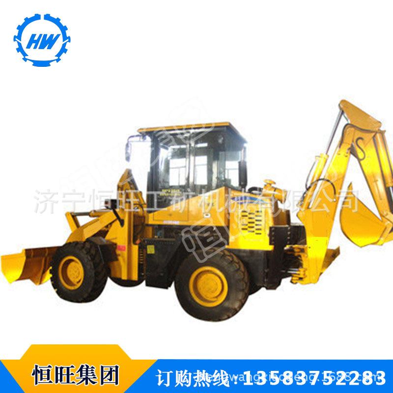 挖掘装载机 ZL30-25型挖掘装载机又叫两头忙挖装机 挖掘式装载