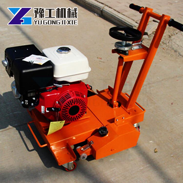 水泥路面开槽机 小型混凝土开槽机 操作方便效率快 厂家直销