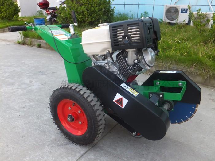 隆顺路面清缝机LS-350型电动路面裂缝清理车