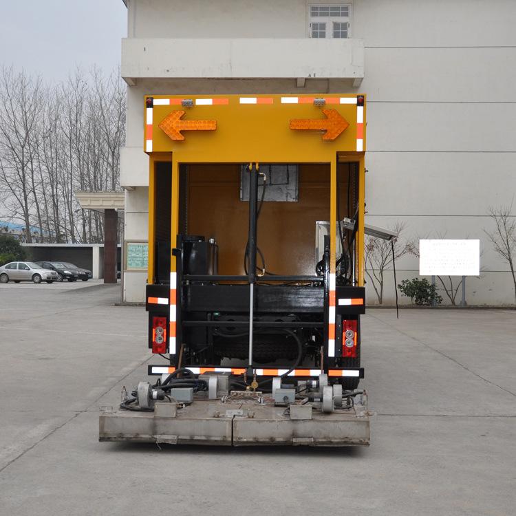 南京厂家出售NJJ5120TXB5型沥青路面热再生修补车