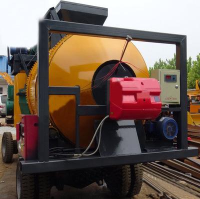 环保型沥青混合料搅拌设备 废旧沥青混合料再生利用搅拌设备