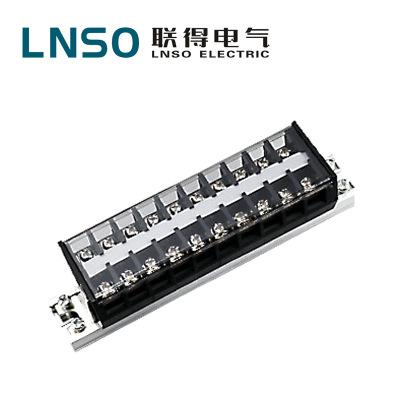 供应TD-1510导轨组合接线排 连接器 接线端子排 端子 (企业集采)