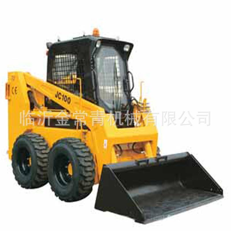 供应JC35轮式滑移机 轮胎式装载机 欢迎致电