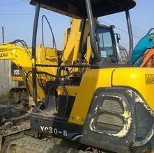 越南外贸出口挖机 挖土装运机excavator 勾机二手挖掘