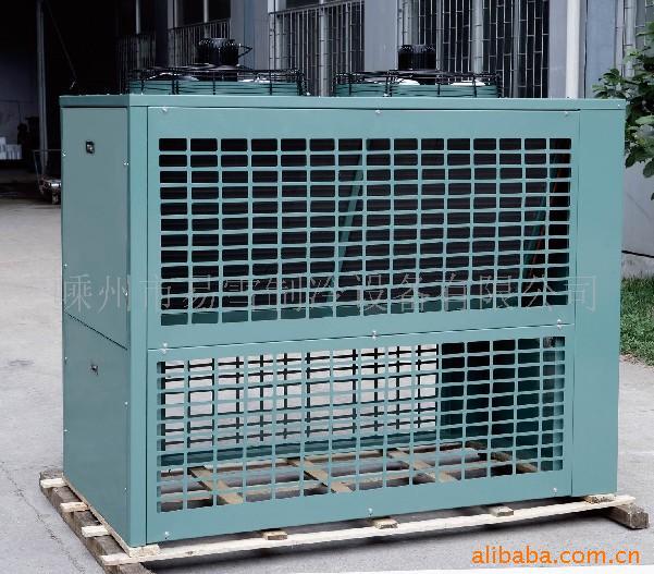 供应风冷冷凝器FN150制冷设备、镀铝锌板、耐腐蚀、冷库设备