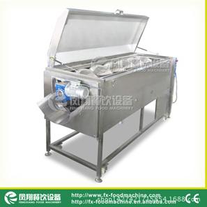 热卖凤翔LSTP-3000毛刷清洗机 洗菜机 胡萝卜清洗机 土豆清洗机