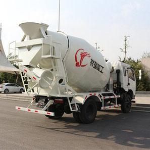 【混凝土搅拌车】7方东风大力神前四后八混凝土搅拌运输车