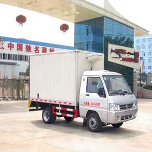 福田1.5吨/3.3米国四冷藏车(蓝牌)