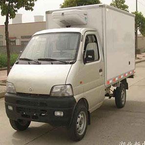 长安微型2.4米冷藏车
