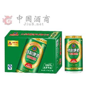 慕康特制啤酒320mlx24 山东啤酒