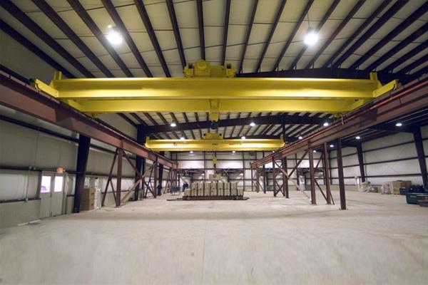 LXG型电动单梁悬挂过轨起重机 二手龙门吊
