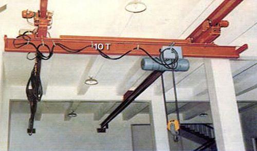 LXB型电动单梁悬挂起重机 二手龙门吊