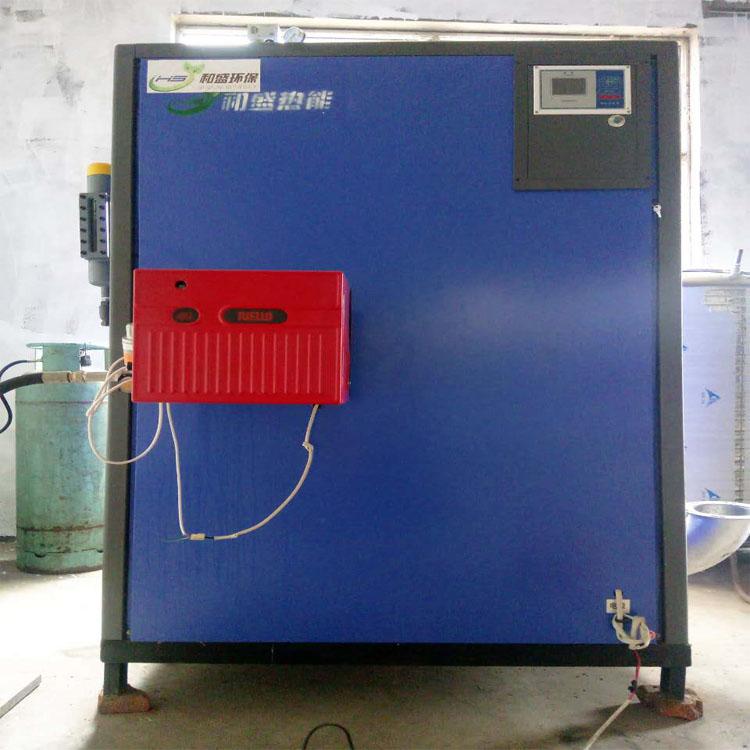 和盛生产销售免检立式燃气蒸汽锅炉 燃气蒸汽发生器 热水锅炉