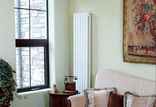 选择安装暖气片数量根据房间大小决定