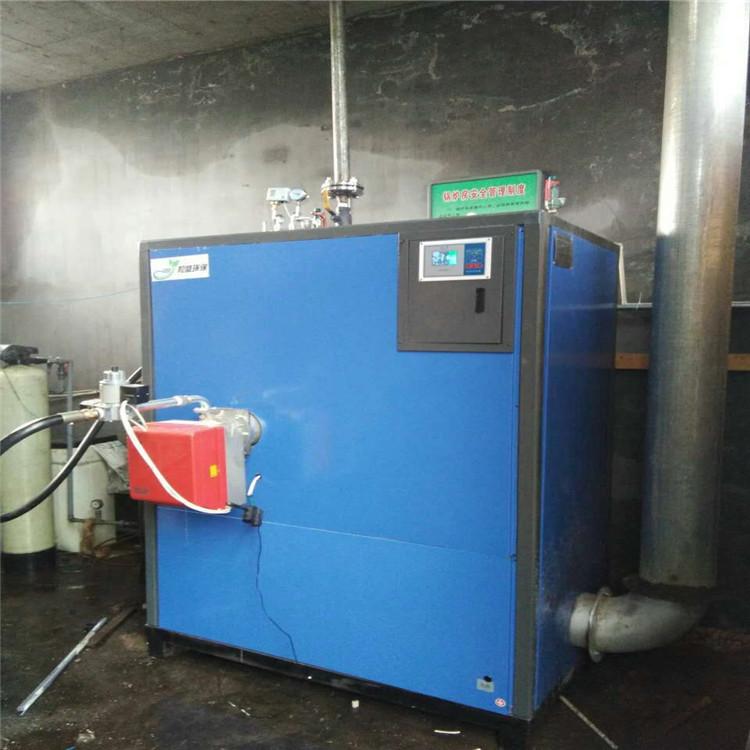 100kg生物质蒸汽发生器 免检小型蒸汽锅炉 燃气节能环保锅炉