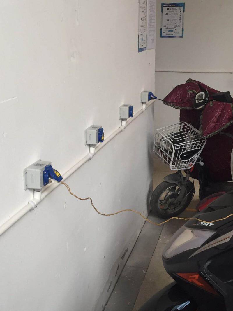 电瓶车充电站 小区电瓶车充电解决方案