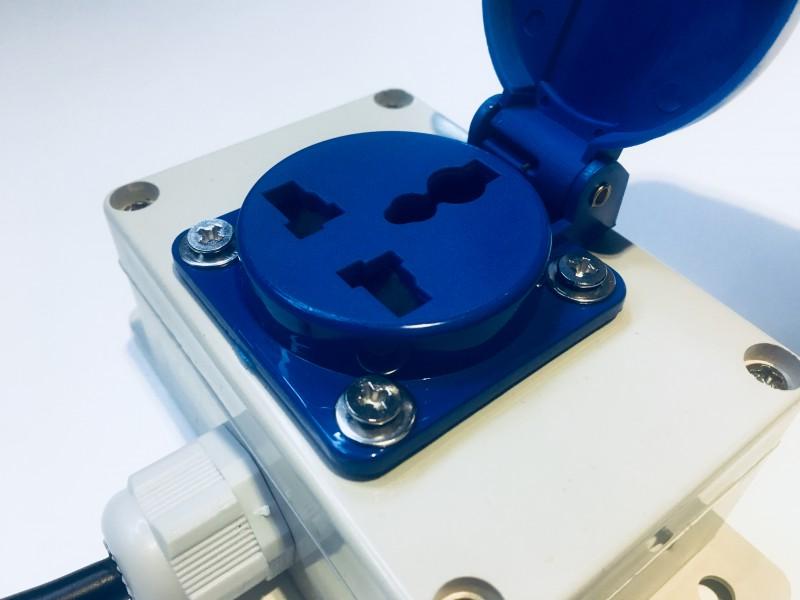 电瓶智能充电插座 小区充电方案