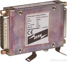 德国DEHN D-SUB信号防雷器_USD 25 V24 HS S B