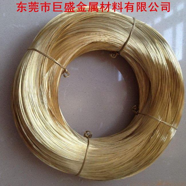 黄铜线黄铜丝,巨盛生产黄铜线