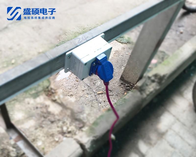 电瓶车充电桩 小区充电桩加盟 无主机