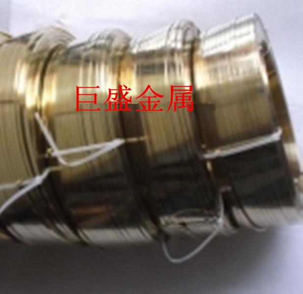 现货供应H65黄铜线,深圳黄铜线