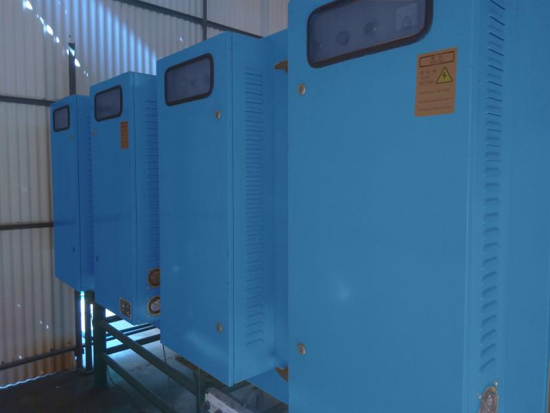 伟业铝业集团 废气处理设备