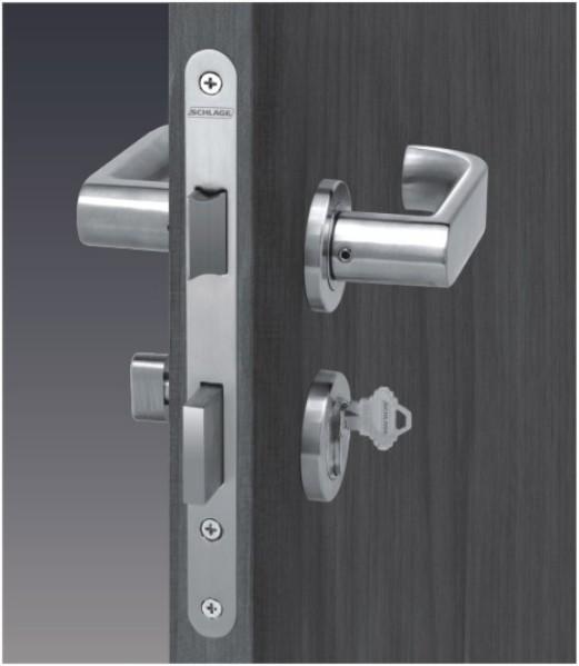 英格索兰五金SCHLAGE西勒奇EL2060S-SS商用锁