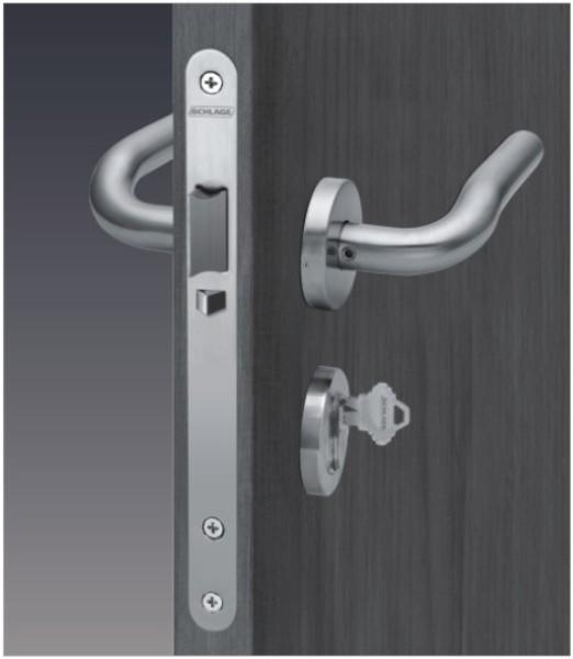 英格索兰SCHLAGE西勒奇EL2070S-SS商用锁