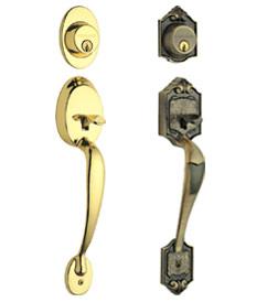 安朗杰SCHLAGE西勒奇F360大门锁/住宅锁