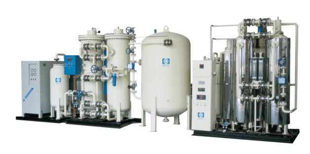 制氮机加纯化装置,APSA制单制氧设备,QHP型氮气纯化设备