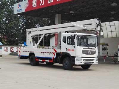 国五东风18-22米高空作业车 高空作业车