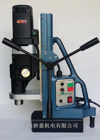 供应经久耐用磁力钻,进口大型钻孔磁座钻MTD140