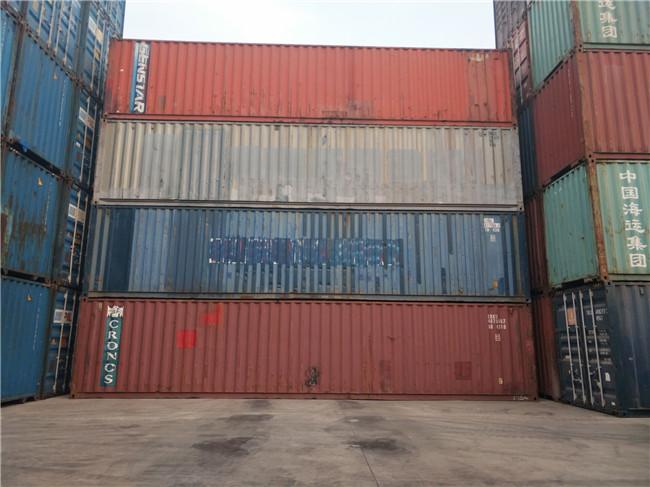 天津二手集装箱 海运集装箱 冷藏箱等大量现货库存