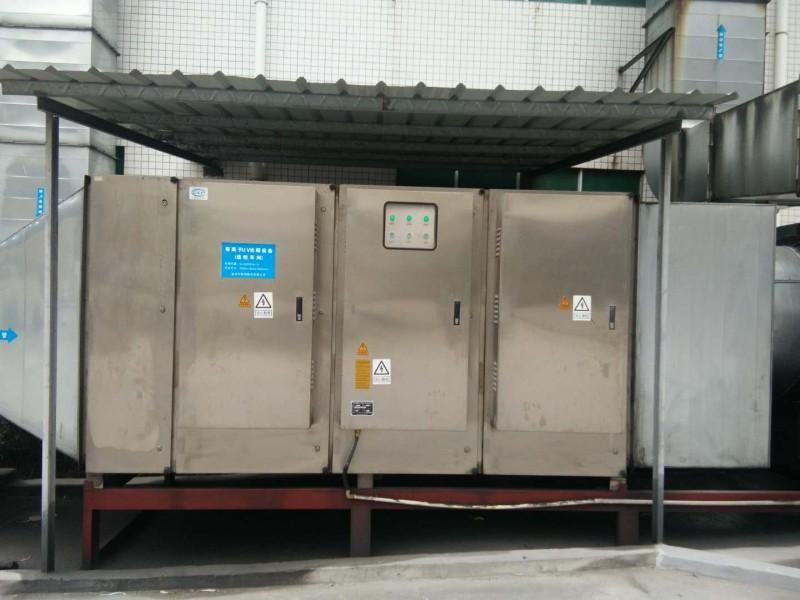 中储粮案例—万凯环保 废气处理设备