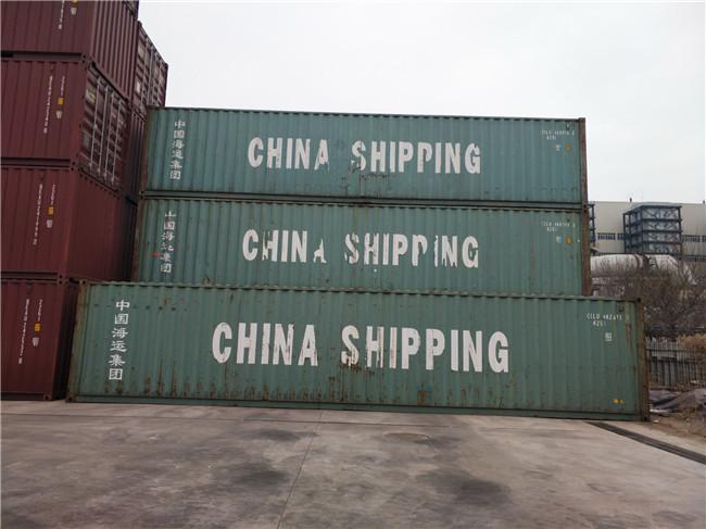 二手集装箱 海运集装箱 SOC箱 二手货柜等货源充足