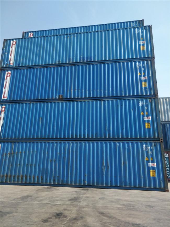 二手集装箱 海运货柜 SOC自备箱 冷藏集装箱出售