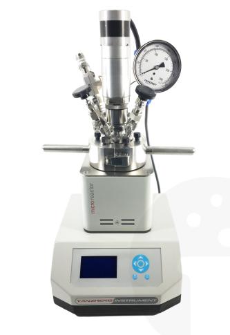 微型高温高压反应釜(机械搅拌)YZPR-100(M)