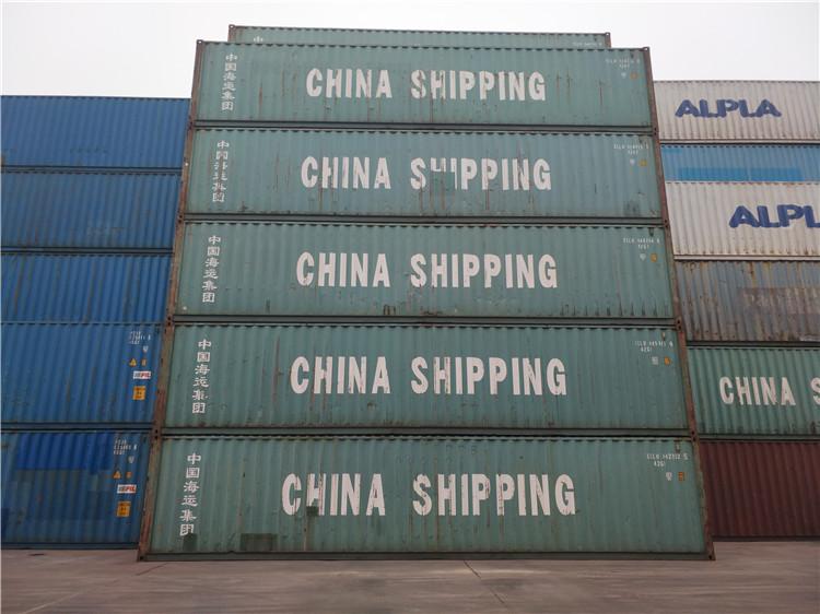 长期供应二手集装箱 二手货柜 海运出口箱 自有堆场可随时看箱
