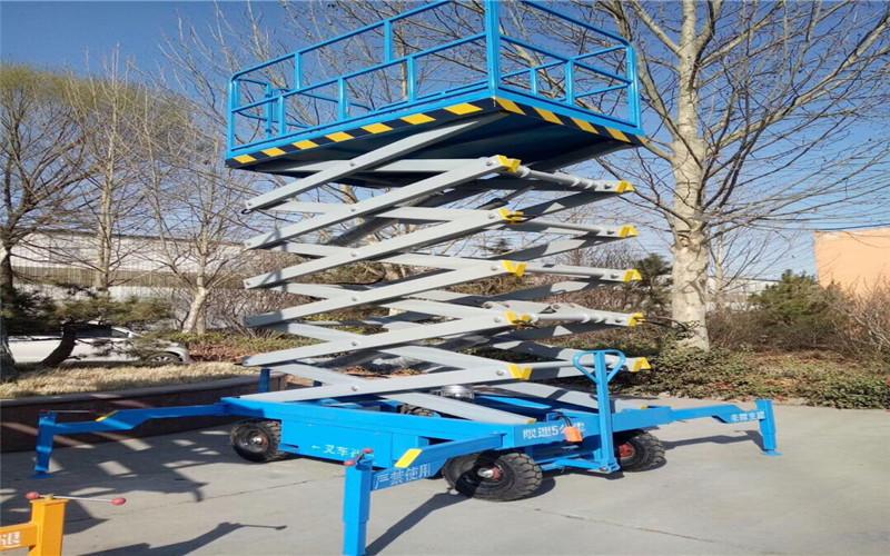 厂家供应移动式升降机 剪叉式升降机 液压式升降机全国包邮
