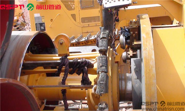 管道预制坡口机 长输管道管道内涨端面坡口机 坡口机厂家前山供