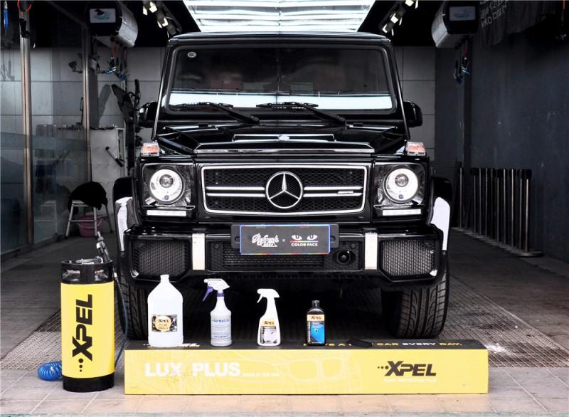 AMG G63 - XPEL·LUX+ 隐形车衣 隐形车衣品牌