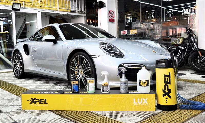 991 Turbo - XPEL·LUX+ 隐形车衣 北京哪有帖隐形车衣