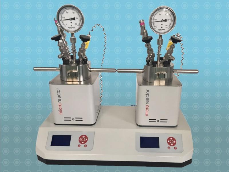 微型釜  磁力搅拌 机械搅拌   精准控制   体积小巧