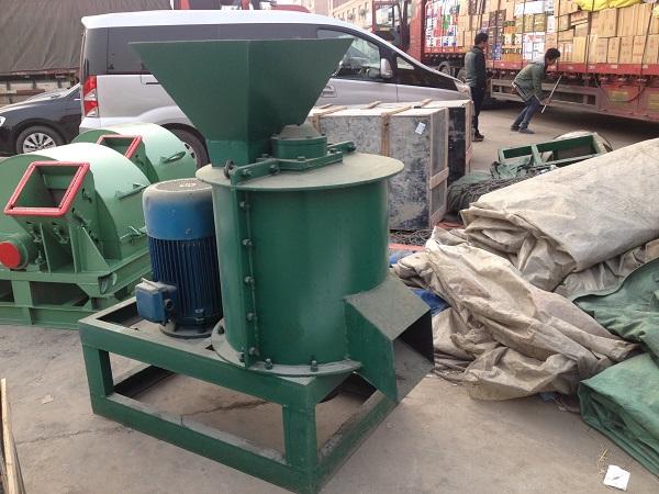 河南半湿物料粉碎机有机肥设备厂家
