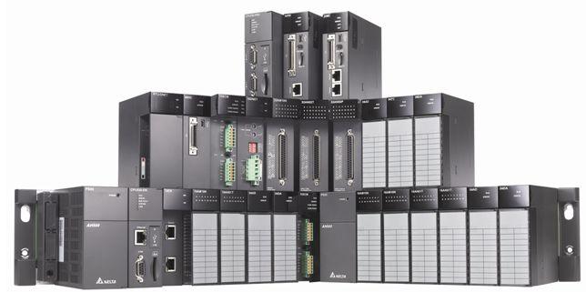 台达PLC 台达中大型PLC,AH500/AS300/AS200系列