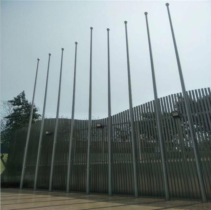 厂家直销锥形旗杆 供应不锈钢锥形旗杆锥形旗杆    锥形旗杆