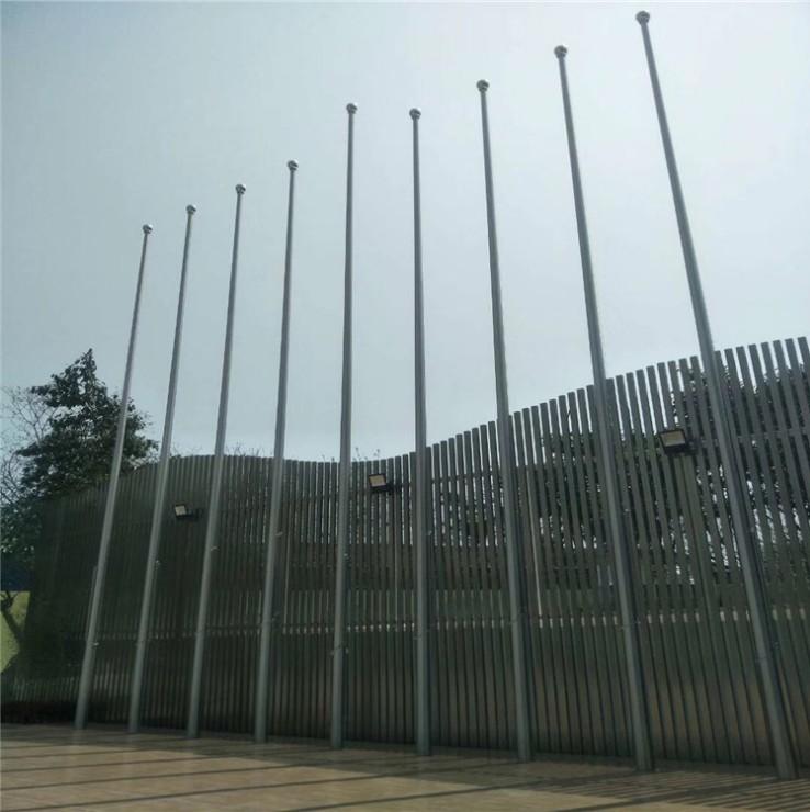 锥形旗杆 厂家直销锥形旗杆 供应不锈钢锥形旗杆锥形旗杆