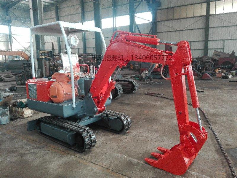 山重重工STW-20矿用电动挖掘机MWD2/0.12L
