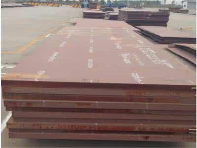 27simn合金钢板 27硅锰钢板中厚板 高韧性耐磨合金板
